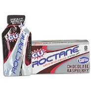 GU Roctane Energy Gel 8 Pack - Chocolate Raspberry