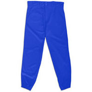 Poly Baseball Pant - Mens - Royal