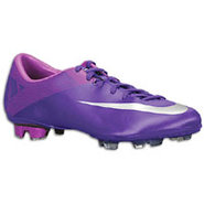 Mercurial Miracle II FG - Mens - Court Purple/Mage