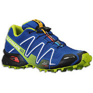 Speedcross 3 CS - Mens - Cosmos Blue/Pop Green/Bla