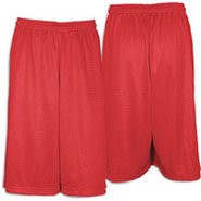11  Basic Mesh Short - Mens - Scarlet