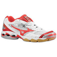 Wave Bolt - Womens - White/Red
