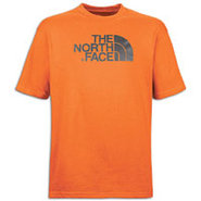 Half Dome S/S T-Shirt - Mens - Oriole Orange