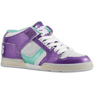 NYC 83 Mid - Womens - Purple/White/Opal
