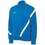 Comp 12 US Poly Jacket - Mens - Royal/White/White