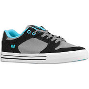 Vaider Low - Mens - Black/Turqouise/Grey/White