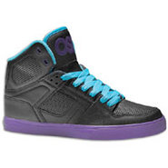 NYC 83 Vulc - Mens - Black/Purple/Teal
