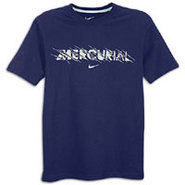 Mercurial T-Shirt - Mens - Imperial Purple/Filamen