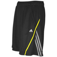 F50 Short - Mens - Black/Silver/Lab Lime
