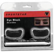 Write-on Eye Black Strips