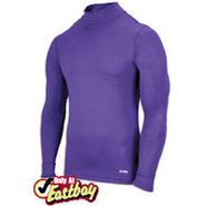 EVAPOR Compression Mock - Mens - Purple