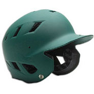 Air-6 Batters Helmet Matte - Dark Green