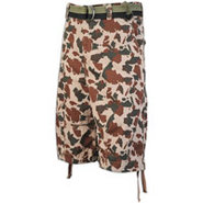 Pledge Belted Short - Mens - Camo