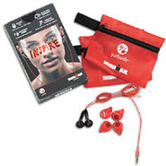 Inspire Ironman Series Earbuds - Red