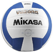 VQ2000 Micro-Cell Composite Game Ball - White/Roya