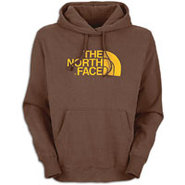 Half Dome Hoodie - Mens - Burrow Brown