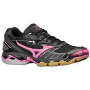 Wave Bolt - Womens - Black/Pink