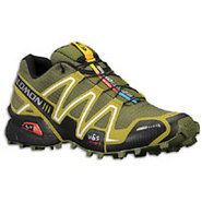 Speedcross 3 CS - Mens - Winter Green/Black/Dark S
