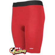 EVAPOR 8.25  Compression Short - Mens - Scarlet