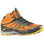 Progrid Outlaw - Mens - Orange/Black