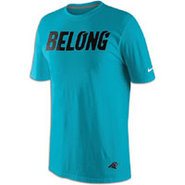 Carolina Panthers Nike NFL Local T-Shirt - Mens - 