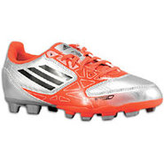 F5 TRX FG Synthetic - Boys Grade School - Metallic