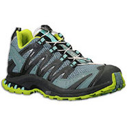 XA Pro 3D Ultra 2 - Womens - Winter Blue/Asphalt/P