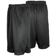 11  Basic Mesh Short - Mens - Black