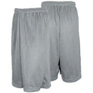 11  Basic Mesh Short - Mens - Silver