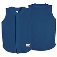 Sleeveless Poly Jersey - Boys Grade School - Navy