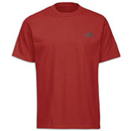 Red Box S/S T-Shirt - Mens - Gush Red