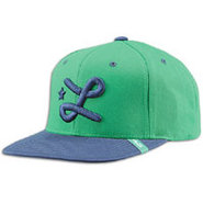 Core Collection Snap Back Cap - Mens - Kelly