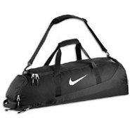 Diamond Elite Show Bat Bag - Black/Black/Silver