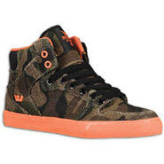 Vaider - Womens - Camo/Orange