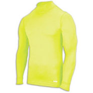 EVAPOR Compression Mock - Mens - Fierce Yellow