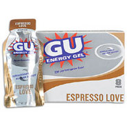 GU Energy Gel 8 Pack - Expresso Love