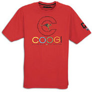 Kangaroo S/S T-Shirt - Mens - Red