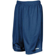 9  Basic Mesh Short with Pockets - Mens - Navy