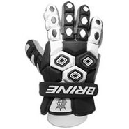 Triumph Lacrosse Gloves - Mens - Black