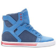 Skytop - Boys Grade School - Royal/Navy/Red