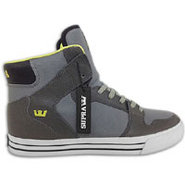 Vaider - Mens - Grey/Yellow