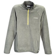Heat 360 II Half Zip - Mens - Gravel