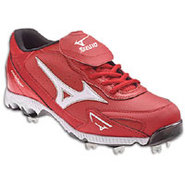 9-Spike Vintage G6 Low - Mens - Red/White