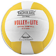 SV-MNC Volley-Lite Ball - Gold/White