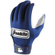 Cold Weather Batting Gloves - Mens - Navy