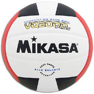 VQ2000 Micro-Cell Composite Game Ball - Red/White/