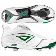 Rally PM - Mens - White/Forest Green/Silver