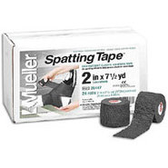 Spatting Tape - Black