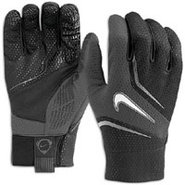 Lightweight Field Player Glove - Black/Anthracite/