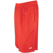 11  Basic Mesh Short with Pockets - Mens - Scarlet